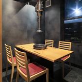 個室テーブル席は、女子会に◎焼肉とお酒で盛り上がろう!!