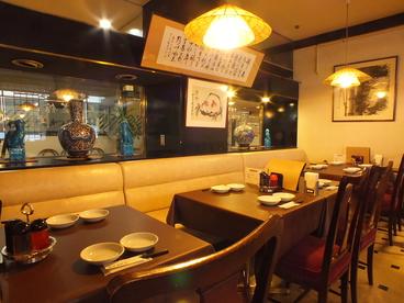 天津菜館の雰囲気1