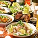野菜&肉たっぷり本格タイ料理コース2.5H飲放付3480円
