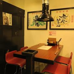 【4名様×3席】様々なシーンにご利用いただけるテーブル席◇各種宴会に◎
