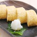 料理メニュー写真【小間蔵名物】 本格出汁巻き玉子