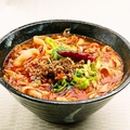 料理メニュー写真タンタン刀削麺