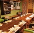 【フロア貸切】本格韓国料理でフロア貸切宴会はいかがでしょうか?お席のレイアウトもご要望がありましたらお気軽にご相談ください!