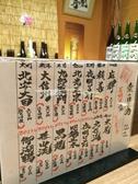 酒処【信州】の地酒 ※一例