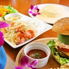 ハワイアンカフェ マハロの写真
