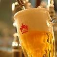【100年以上愛され続けた究極の生ビール】すっきりとクリアな飲みやすさ、美しい黄金色ときめ細かな泡とのコントラスト。洋食レストラン銀座のライオンは7種類のビールが楽しめるビール専門店です。ビールが飲める飲み放題もございます。宴会や団体飲み会にぜひ、当店をご利用ください。