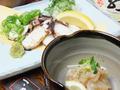 料理メニュー写真下津井ダコの塩炙り