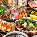 料理メニュー写真【産直食材】獲れたて新鮮!産地直送の極上鮮魚使用!