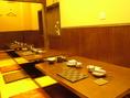 20名様で宴会利用できる個室です