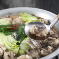 料理メニュー写真博多 炙りもつ鍋