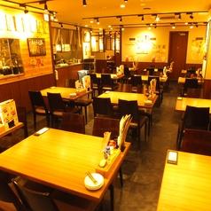 【町田】広い空間でのテーブル席★