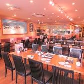 会社帰りのサク飲みやランチにも、気軽に使えるテーブル席も多数ご用意!