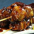 料理メニュー写真北海道名物 室蘭焼き鳥
