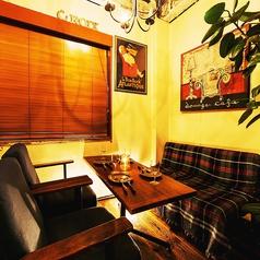 カフェクロワ cafe croix 渋谷店の特集写真
