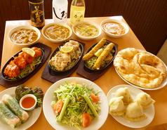 インドカレーレストラン プジャ 諫早店のコース写真
