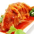 料理メニュー写真糖醋魚(鯛の丸揚げ甘酢掛け)