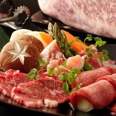 和牛焼肉 牛ヒレ 柏店のコース写真