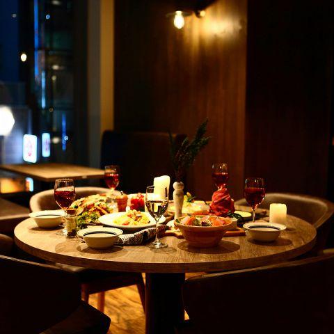 夜景個室&チーズとお肉 gift ~ギフト~ 千葉駅前店|店舗イメージ2