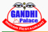 GANDHI PALACE 伊丹店のロゴ