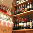 熟成肉に相性抜群のワインも多数