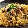 トロトロ角煮入り高菜炒飯