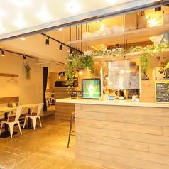 Mr.Tokyo BURGER'S cafeの雰囲気1