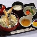 料理メニュー写真天ぷら定食