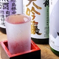日本酒各種350円(税抜)~