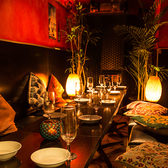 ゆったり落ち着く空間の中で、素材にこだわった料理を楽しみませんか?新宿での女子会や合コン、宴会は当店で♪
