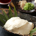 料理メニュー写真自家製豆腐の冷奴