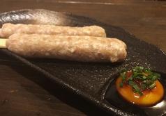 チーズつくね串(2本)/軟骨つくね串(2本)