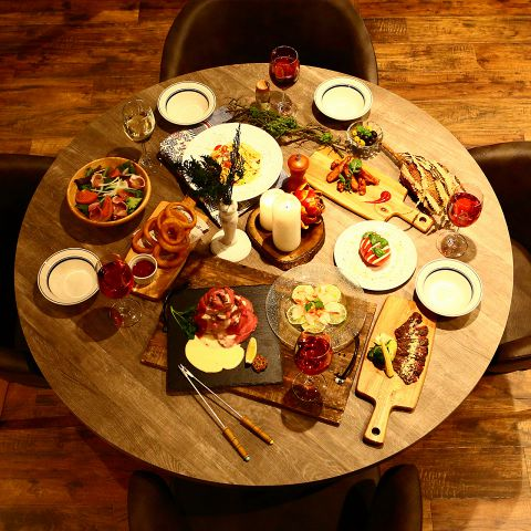 夜景個室&チーズとお肉 gift ~ギフト~ 千葉駅前店|店舗イメージ3
