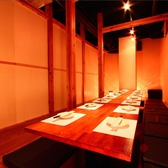 羽田市場直送 個室居酒屋 空のとりこ 新宿総本店の雰囲気3