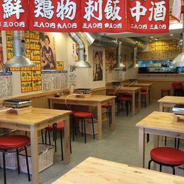 なかの食鶏 十三店の雰囲気1