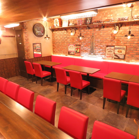 Cafe 80's(カフェエイティーズ)|店舗イメージ3