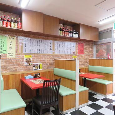 中国食堂 食爲天の雰囲気1