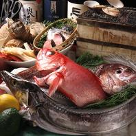 魚本来の旨みを最大限に活かす・・・