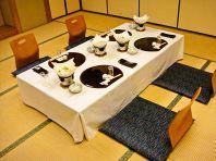 宴会場は大小9室あります