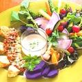 料理メニュー写真武蔵野野菜のバーニャカウダー