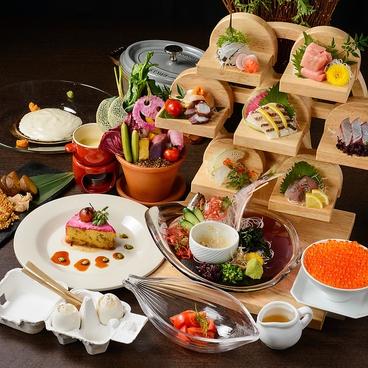 博多炉端 ウォーズマン 魚's男 柳橋市場店のおすすめ料理1