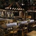 木のぬくもり感じる、落ち着いた雰囲気の店内♪居心地良くて、ついつい時間を忘れそう…。ゆったり寛げる空間で、お食事をお楽しみ下さい!