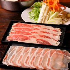 豚しゃぶ食べ放題 喰堂 水戸店のおすすめ料理1
