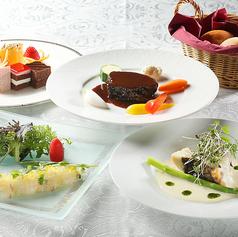 Sunset Dinner course ¥8,000