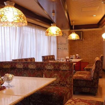 喫茶シルビア西新井店の雰囲気1