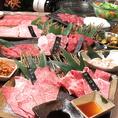 【宴会コース】味樹園のコースは、4000・5000・6500・8000円の4種類!+1500円で90分飲み放題付★クーポン利用で飲み放題も延長可能◎