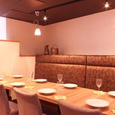 6~10名様【テーブル個室】女子会にオススメです。