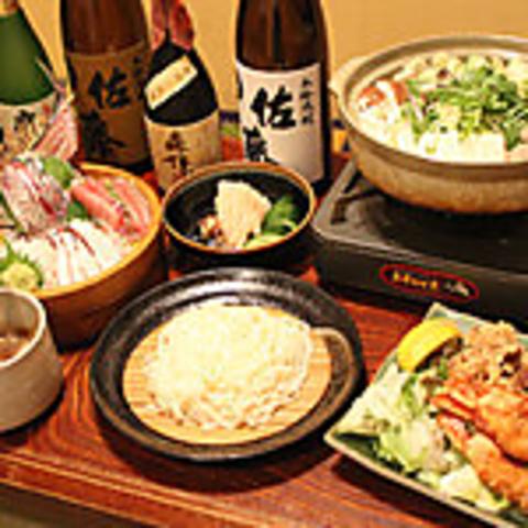◆お料理コース◆9品【3850円】