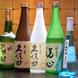 〆張鶴・麒麟山・久保田・朝日山など新潟地酒各種…