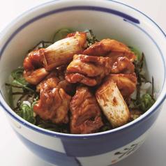 八剣伝のタレ飯