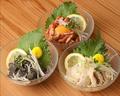 料理メニュー写真センマイ刺/ハチノス刺
